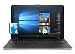 "2018 HP 15.6"" Touchscreen Laptop PC, Intel Core i5-7200U, 8G"