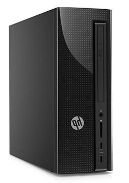 HP 260-A010 Premium Slimline Desktop - Intel Quad-Core Penti