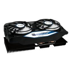 ARCTIC Accelero Twin Turbo III Graphics Card Cooler with Bac