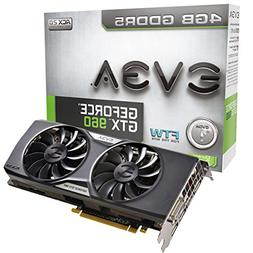 EVGA GeForce GTX 960 4GB FTW GAMING ACX 2.0+, Whisper Silent