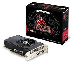 PowerColor AMD Radeon RED DRAGON RX 460 2GB GDDR5 DL DVI-D /