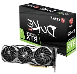 MSI Gaming GeForce RTX 2070 8GB GDRR6 256-bit HDMI/DP/USB Ra