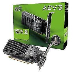EVGA GeForce GT 1030 SC 2GB GDDR5 Passive, Low Profile Graph