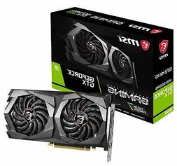 MSI GeForce GTX 1650 D6 GAMING Graphics Card, GDDR6, PCI-E x