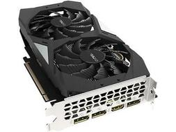 GIGABYTE GeForce GTX 1660 Ti OC 6G Graphics Card, 2 x Fans V