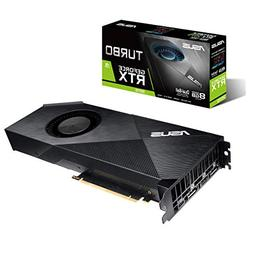 ASUS GeForce RTX 2070 8G Turbo Edition GDDR6 HDMI DP 1.4 USB