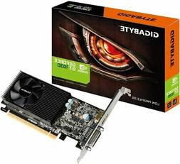 GIGABYTE GeForce GT 1030 GV-N1030D5-2GL Low Profile 2G Compu