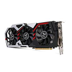 PC Graphics Card,Lovewe Colorful iGame 1060 GPU 6GB GDDR5 PC
