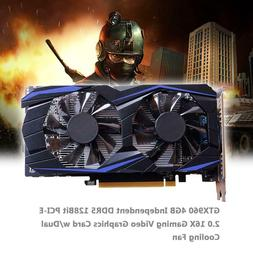 GTX960 4GB Independent DDR5 128Bit Gaming Video Graphics Car