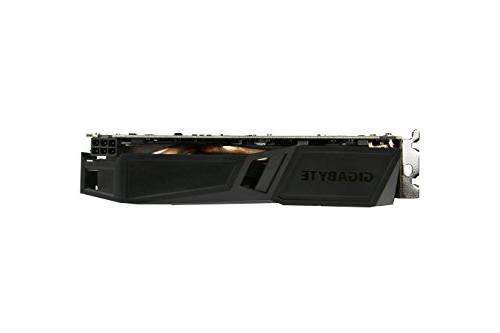 Gigabyte 1060 Graphic Card - 1.77 GHz - 6 - x16 192 Bus Fan Cooler DirectX 12 x DisplayPort x Total Number DVI