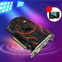 For NVIDIA GeForce GTX1050 2GB DDR5 Gaming Video Graphics Ca