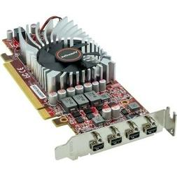 VisionTek Radeon RX 560 Graphic Card - 4 GB GDDR5 - Low-prof