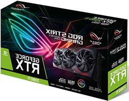 ASUS ROG Strix GeForce RTX 2080Ti 11G GDDR6 HDMI DP 1.4 USB
