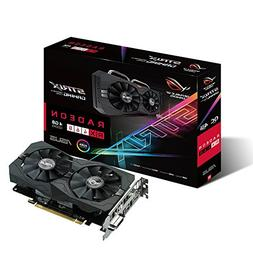 ASUS ROG STRIX Radeon RX 460 4GB OC Video Card STRIX-RX460-O