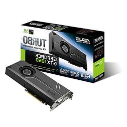 ASUS TURBO-GTX1060-6G Powered by NVIDIA Pascal and Manufactu