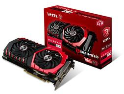 MSI Twin Frozr VI Cooling System with graphics card Radeon R