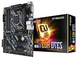 GIGABYTE Z370 HD3  LGA 1151  Intel Z370 HDMI SATA 6Gb/s US