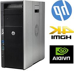 HP Z420 Workstation- 4 Core E-1620 3.6Ghz up to 3.8GHz CPU-